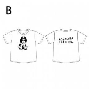 キャバリアフェス2019 オリジナルTシャツご予約ページ