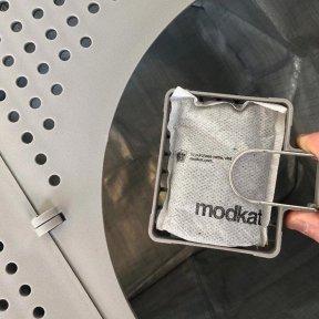 Odor filter kit