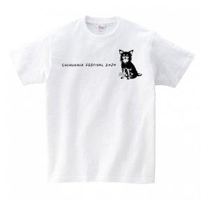 チワワフェスティバル 2020 オリジナルTシャツご予約ページ
