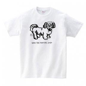 シーズーフェスティバル 2020 オリジナルTシャツ