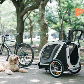 Air Buggy for Dog NEST BIKE (ネストバイク)