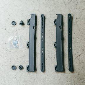 北欧家具BABY-DAN ハースゲート取り付け金具+セクションバーセット