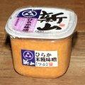 ひらか味噌(つぶ・天日塩仕立て) 1kg