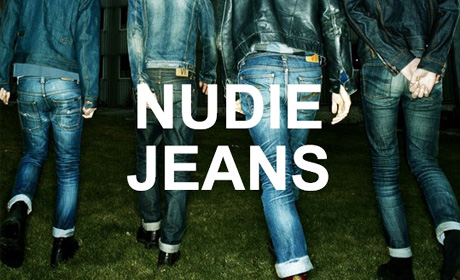 Nudie Jeans/ヌーディージーンズ