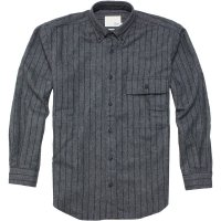 <img class='new_mark_img1' src='//img.shop-pro.jp/img/new/icons24.gif' style='border:none;display:inline;margin:0px;padding:0px;width:auto;' />【TONY TAIZSUN】WORK FLANNEL SHIRT GREY フランネルシャツ トニータイズサン