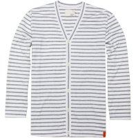 <img class='new_mark_img1' src='https://img.shop-pro.jp/img/new/icons24.gif' style='border:none;display:inline;margin:0px;padding:0px;width:auto;' />【TONY TAIZSUN】SUMMER CARDIGAN GREY/WHITE サマーカーディガン トニータイズサン