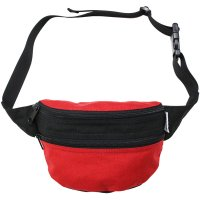 <img class='new_mark_img1' src='//img.shop-pro.jp/img/new/icons24.gif' style='border:none;display:inline;margin:0px;padding:0px;width:auto;' />【PARROTT CANVAS】CORDURA BELT POUCH RED ボディーバッグ パロットキャンバス