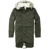 <img class='new_mark_img1' src='https://img.shop-pro.jp/img/new/icons24.gif' style='border:none;display:inline;margin:0px;padding:0px;width:auto;' />【ELVINE】HERCULES WINTER JACKET ARMY GREEN エルヴァイン コンフォマックスダウンジャケット