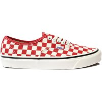 <img class='new_mark_img1' src='//img.shop-pro.jp/img/new/icons14.gif' style='border:none;display:inline;margin:0px;padding:0px;width:auto;' />【VANS】ANAHEIM FACTORY PACK AUTHENTIC 44 DX OG RED/CHECKER アナハイムファクトリーパック バンズ