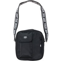 <img class='new_mark_img1' src='https://img.shop-pro.jp/img/new/icons49.gif' style='border:none;display:inline;margin:0px;padding:0px;width:auto;' />【VANS】OTW TAPE SQUARE MINI SHOULDER BAG BLACK ボディーバッグ バンズ