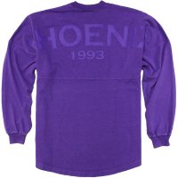 <img class='new_mark_img1' src='https://img.shop-pro.jp/img/new/icons14.gif' style='border:none;display:inline;margin:0px;padding:0px;width:auto;' />【SPIRIT JERSEY】CLASSIC STYLE PHOENIX 1993 C.PURPLE ドルマンスリーブTシャツ スピリットジャージー
