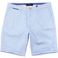 【スコッチ&ソーダ】COTTON CHINO SHORTS BLUE ショーツ SCOTCH&SODA