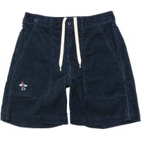 <img class='new_mark_img1' src='https://img.shop-pro.jp/img/new/icons14.gif' style='border:none;display:inline;margin:0px;padding:0px;width:auto;' />【TES】TES CORDUROY SHORTS NAVY コーデュロイショーツ The Endless Summer/エンドレスサマー