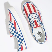 <img class='new_mark_img1' src='https://img.shop-pro.jp/img/new/icons14.gif' style='border:none;display:inline;margin:0px;padding:0px;width:auto;' />【VANS】ANAHEIM FACTORY ERA 95 DX OG RED STRIPES/OG BLUE CHECK アナハイムファクトリーパック バンズ