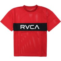 <img class='new_mark_img1' src='https://img.shop-pro.jp/img/new/icons14.gif' style='border:none;display:inline;margin:0px;padding:0px;width:auto;' />【RVCA/ルーカ】RVCA DEALER TEE RED Tシャツ