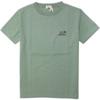 <img class='new_mark_img1' src='https://img.shop-pro.jp/img/new/icons49.gif' style='border:none;display:inline;margin:0px;padding:0px;width:auto;' />【TES】TES HUNTINGTON TEE GREEN GREY Tシャツ The Endless Summer/エンドレスサマー
