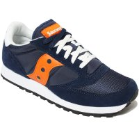 <img class='new_mark_img1' src='https://img.shop-pro.jp/img/new/icons14.gif' style='border:none;display:inline;margin:0px;padding:0px;width:auto;' />【SAUCONY/サッカニー】JAZZ ORIGINAL VINTAGE NAVY/ORANGE ジャズオリジナルヴィンテージ