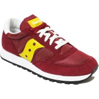 <img class='new_mark_img1' src='https://img.shop-pro.jp/img/new/icons14.gif' style='border:none;display:inline;margin:0px;padding:0px;width:auto;' />【SAUCONY/サッカニー】JAZZ ORIGINAL VINTAGE MAROON/YELLOW ジャズオリジナルヴィンテージ