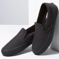 <img class='new_mark_img1' src='https://img.shop-pro.jp/img/new/icons24.gif' style='border:none;display:inline;margin:0px;padding:0px;width:auto;' />【VANS】CLASSIC SLIP-ON UC MADE FOR THE MAKERS BLACK/BLACK/BLACK スリッポン バンズ