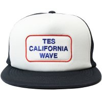 <img class='new_mark_img1' src='https://img.shop-pro.jp/img/new/icons14.gif' style='border:none;display:inline;margin:0px;padding:0px;width:auto;' />【TES】TES LOCAL CREW MESH CAP NAVY スナップバックキャップ エンドレスサマー