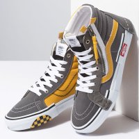 <img class='new_mark_img1' src='https://img.shop-pro.jp/img/new/icons14.gif' style='border:none;display:inline;margin:0px;padding:0px;width:auto;' />【VANS VAULT】SK8-HI REISSUE CAP PEWTER/MANGO MOJITO スケハイ バンズ