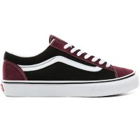<img class='new_mark_img1' src='https://img.shop-pro.jp/img/new/icons14.gif' style='border:none;display:inline;margin:0px;padding:0px;width:auto;' />【VANS】STYLE 36  VINTAGE SUEDE PRUNE/BLACK バンズ
