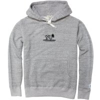 <img class='new_mark_img1' src='https://img.shop-pro.jp/img/new/icons49.gif' style='border:none;display:inline;margin:0px;padding:0px;width:auto;' />【TES】BUHI FLOCK HOODIE MIX GREY スウェットパーカー The Endless Summer/エンドレスサマー