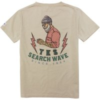 <img class='new_mark_img1' src='https://img.shop-pro.jp/img/new/icons14.gif' style='border:none;display:inline;margin:0px;padding:0px;width:auto;' />【TES/テス】TES HURRICANE SURFER TEE BEIGE Tシャツ THE ENDLESS SUMMER/エンドレスサマー