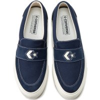 <img class='new_mark_img1' src='https://img.shop-pro.jp/img/new/icons14.gif' style='border:none;display:inline;margin:0px;padding:0px;width:auto;' />【CONVERSE SKATEBOARDING】CS LOAFER SK NAVY コンバーススケートボーディング