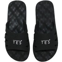 <img class='new_mark_img1' src='https://img.shop-pro.jp/img/new/icons14.gif' style='border:none;display:inline;margin:0px;padding:0px;width:auto;' />【TES/テス】TES WAVE SANDAL BLACK サンダル The Endless Summer/エンドレスサマー