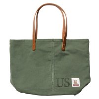 <img class='new_mark_img1' src='https://img.shop-pro.jp/img/new/icons50.gif' style='border:none;display:inline;margin:0px;padding:0px;width:auto;' />【STANDARD CALIFORNIA】HAND LIGHT × SD MILITARY TOTE OLIVE ミリタリートート スタンダードカリフォルニア