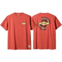 <img class='new_mark_img1' src='https://img.shop-pro.jp/img/new/icons14.gif' style='border:none;display:inline;margin:0px;padding:0px;width:auto;' />【STANDARD CALIFORNIA】SD CLASSIC SURF LOGO T RED Tシャツ スタンダードカリフォルニア