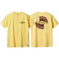 <img class='new_mark_img1' src='https://img.shop-pro.jp/img/new/icons50.gif' style='border:none;display:inline;margin:0px;padding:0px;width:auto;' />【STANDARD CALIFORNIA】SD CLASSIC SURF LOGO T YELLOW Tシャツ スタンダードカリフォルニア