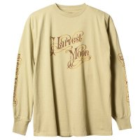 <img class='new_mark_img1' src='https://img.shop-pro.jp/img/new/icons14.gif' style='border:none;display:inline;margin:0px;padding:0px;width:auto;' />【STANDARD CALIFORNIA】HARVEST MOON LONG SLEEVE T BEIGE ロンT スタンダードカリフォルニア