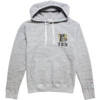 <img class='new_mark_img1' src='https://img.shop-pro.jp/img/new/icons14.gif' style='border:none;display:inline;margin:0px;padding:0px;width:auto;' />【TES/テス】TES BURGER SHOP HOODIE MIX GREY プルオーバーパーカー THE ENDLESS SUMMER/エンドレスサマー