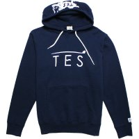 <img class='new_mark_img1' src='https://img.shop-pro.jp/img/new/icons14.gif' style='border:none;display:inline;margin:0px;padding:0px;width:auto;' />【TES/テス】TES LOCAL CREW HOODIE NAVY プルオーバーパーカー THE ENDLESS SUMMER/エンドレスサマー