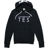 <img class='new_mark_img1' src='https://img.shop-pro.jp/img/new/icons14.gif' style='border:none;display:inline;margin:0px;padding:0px;width:auto;' />【TES/テス】TES LOCAL CREW HOODIE BLACK プルオーバーパーカー THE ENDLESS SUMMER/エンドレスサマー