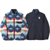 <img class='new_mark_img1' src='https://img.shop-pro.jp/img/new/icons14.gif' style='border:none;display:inline;margin:0px;padding:0px;width:auto;' />【STANDARD CALIFORNIA】SD FLEESTRETCH REVERSIBLE JACKET NAVY/BLUE リバーシブルフリースジャケット スタンダードカリフォルニア