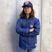 <img class='new_mark_img1' src='https://img.shop-pro.jp/img/new/icons14.gif' style='border:none;display:inline;margin:0px;padding:0px;width:auto;' />【STANDARD CALIFORNIA】SD BOA HOOD COACH JACKET BLUE ボアフードコーチジャケット スタンダードカリフォルニア