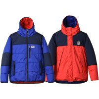 <img class='new_mark_img1' src='https://img.shop-pro.jp/img/new/icons24.gif' style='border:none;display:inline;margin:0px;padding:0px;width:auto;' />【STANDARD CALIFORNIA】SD STRETCH REVERSIBLE PUFF PARKA BLUE/RED リバーシブルプリマロフトジャケット スタンダードカリフォルニア