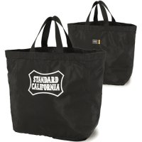 <img class='new_mark_img1' src='https://img.shop-pro.jp/img/new/icons50.gif' style='border:none;display:inline;margin:0px;padding:0px;width:auto;' />【STANDARD CALIFORNIA】PORTER × SD PACKABLE UTILITY TOTE BAG BLACK ポーター トートバッグ スタンダードカリフォルニア