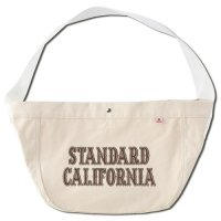 <img class='new_mark_img1' src='https://img.shop-pro.jp/img/new/icons14.gif' style='border:none;display:inline;margin:0px;padding:0px;width:auto;' />【STANDARD CALIFORNIA】SD MADE IN USA NEWS PAPER BAG NATURAL ニュースペーパーバッグ スタンダードカリフォルニア