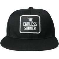 <img class='new_mark_img1' src='https://img.shop-pro.jp/img/new/icons50.gif' style='border:none;display:inline;margin:0px;padding:0px;width:auto;' />【TES/テス】THE ENDLESS SUMMER WAPPEN CAP BLACK スナップバックキャップ エンドレスサマー