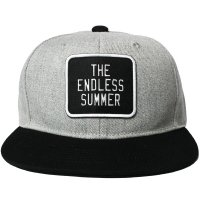 <img class='new_mark_img1' src='https://img.shop-pro.jp/img/new/icons50.gif' style='border:none;display:inline;margin:0px;padding:0px;width:auto;' />【TES/テス】THE ENDLESS SUMMER WAPPEN CAP GRAY スナップバックキャップ エンドレスサマー