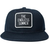 <img class='new_mark_img1' src='https://img.shop-pro.jp/img/new/icons14.gif' style='border:none;display:inline;margin:0px;padding:0px;width:auto;' />【TES/テス】THE ENDLESS SUMMER WAPPEN CAP NAVY スナップバックキャップ エンドレスサマー