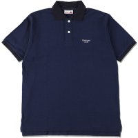 <img class='new_mark_img1' src='https://img.shop-pro.jp/img/new/icons14.gif' style='border:none;display:inline;margin:0px;padding:0px;width:auto;' />【STANDARD CALIFORNIA】SD LOGO POLO SHIRT NAVY ポロシャツ スタンダードカリフォルニア