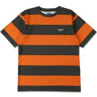 <img class='new_mark_img1' src='https://img.shop-pro.jp/img/new/icons14.gif' style='border:none;display:inline;margin:0px;padding:0px;width:auto;' />【STANDARD CALIFORNIA】SD PRINT BORDER T ORANGE Tシャツ スタンダードカリフォルニア