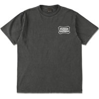 【STANDARD CALIFORNIA】SD STAY STOKED SHIELD LOGO T BLACK Tシャツ スタンダードカリフォルニア