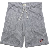 <img class='new_mark_img1' src='https://img.shop-pro.jp/img/new/icons14.gif' style='border:none;display:inline;margin:0px;padding:0px;width:auto;' />【TES/テス】TES COMFORTABLE PILE SHORTS MIX GRAY パイルショーツ THE ENDLESS SUMMER/エンドレスサマー