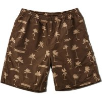 <img class='new_mark_img1' src='https://img.shop-pro.jp/img/new/icons14.gif' style='border:none;display:inline;margin:0px;padding:0px;width:auto;' />【STANDARD CALIFORNIA】SD PALM TREE SHORTS FABRIC DESIGNED BY JEFF CANHAM BROWN ショーツ スタンダードカリフォルニア